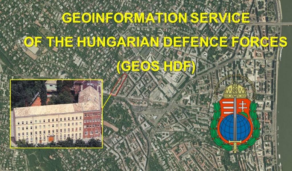 Poseta delegacije VGI Geoinformacionoj službi OS Mađarske