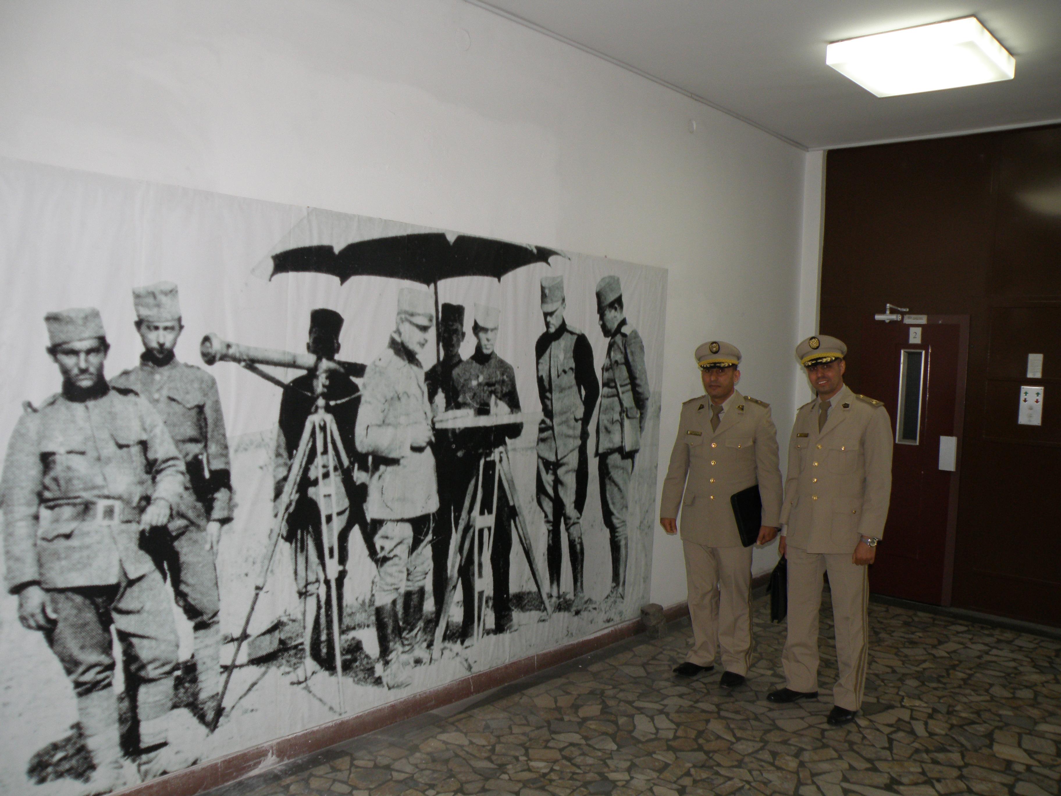 Poseta delegacije Ministarstva narodne odbrane Alžira